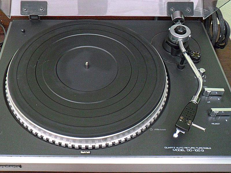 Gradiente DD-100Q