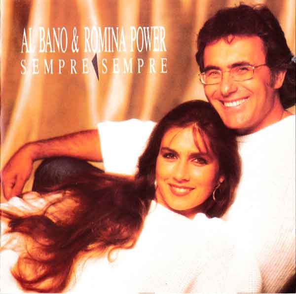 CD Albano & Romina Power