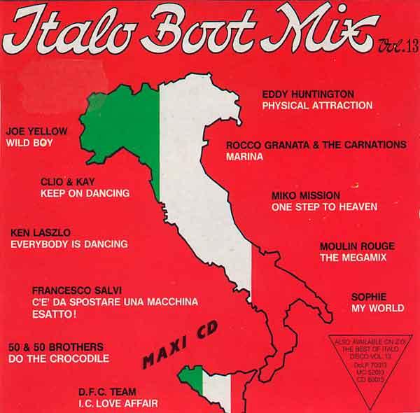 Italo Boot Mix Vol. 13